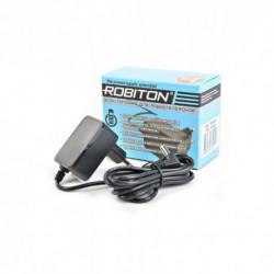 ROBITON ID6-500S угловой 5,5x2,1/15 (-)