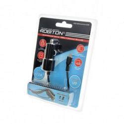 ROBITON USB1000/Auto/microUSB (12-24B) BL1