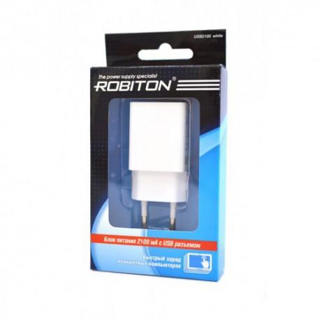 ROBITON USB2100 white BL1