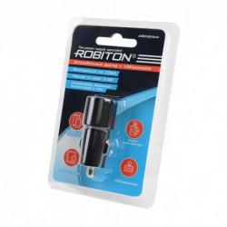 ROBITON USB2100/Auto 2100мА с USB входом (12-24V) BL1