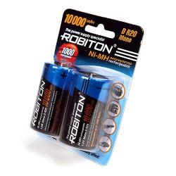 Аккумулятор ROBITON 10000MHD-2 BL2