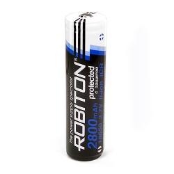 Аккумулятор ROBITON 2.8/Li18650 с защитой