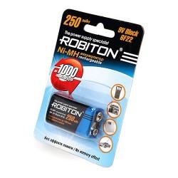 Аккумулятор ROBITON 250MH9-1 BL1