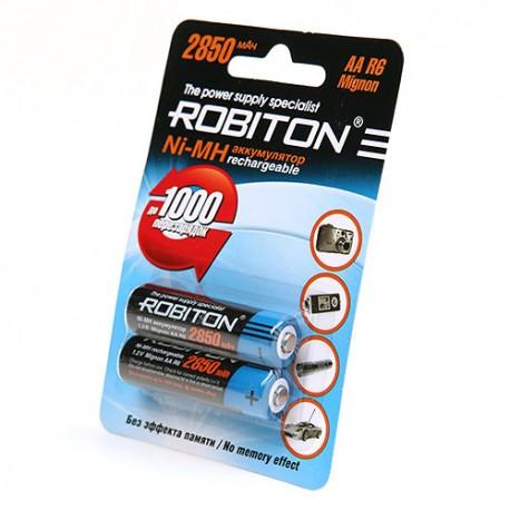 Аккумулятор ROBITON 2850MHAA BL2