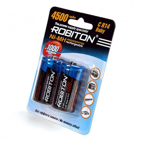 Аккумулятор ROBITON 4500MHC-2 BL2