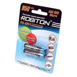 Аккумулятор ROBITON RTU950MHAAA-2 BL2