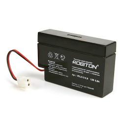 Аккумулятор ROBITON VRLA12-0.8
