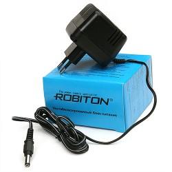 Адаптер/блок питания ROBITON B12-350 (+) 5,5х2,1/12 (+)