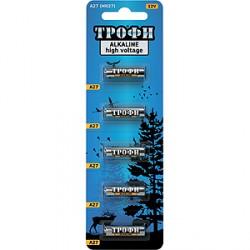 Батарейка Трофи A27-5BL