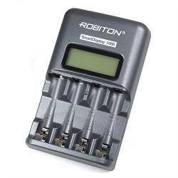 Зарядное устройство ROBITON SmartDisplay 1000 BL1