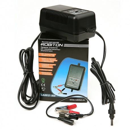 Зарядное устройство для батарей ROBITON LA2612-600