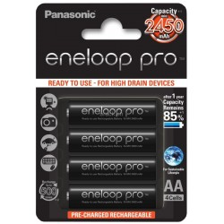 Аккумулятор Panasonic eneioop pro BK-3HCCE/4BE 2450mAh AA BL4