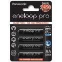 Аккумулятор Panasonic eneloop pro BK-3HCCE/4BE 2450mAh AA BL4
