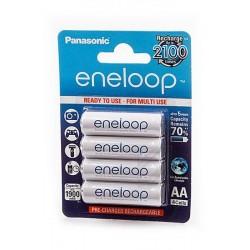 Аккумулятор Panasonic eneloop  BK-3MCCE/4BE1900mAh AA BL4