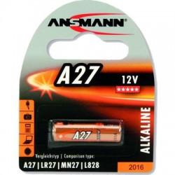 Батарея Ansmann 1516-0001 A27 BL1
