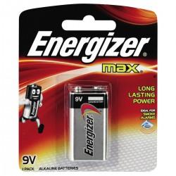 Батарея Energizer MAX 6LR61 1BL