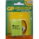 Аккумулятор GP Cordless Phone T207-U1 55AAAH3BMU для радиотелефона