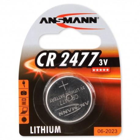 Элемент питания Ansmann 1516-0010 CR2477 BL1