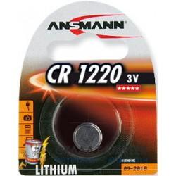 Элемент питания Ansmann 5020062 CR12220 BL 1