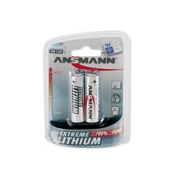 Элемент питания Ansmann Extreme Lithium 5021003 FR6 BL2