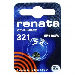 Элемент питания Renata SR616SW 321