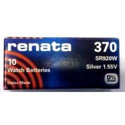 Элемент питания Renata SR920W 370