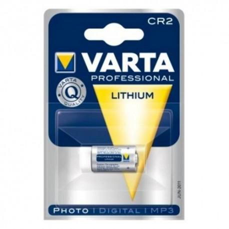 Элемент питания Varta Professional Lithium 6206 CR2 BL1