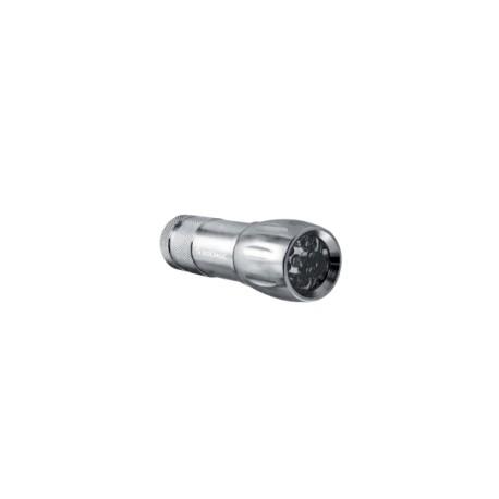Фонарь металл Космос M2508-B-LED светодиодный 9хLED3xAAA