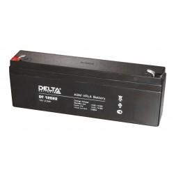 Свинцово-кислотный аккумулятор Delta DT 12022