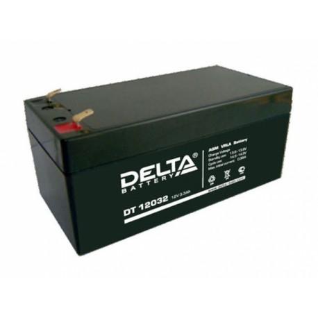 Свинцово-кислотный аккумулятор Delta DT 12032