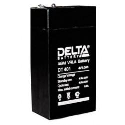 Cвинцово-кислотный аккумулятор Delta DT 401