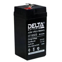 Cвинцово-кислотный аккумулятор Delta DT 6023