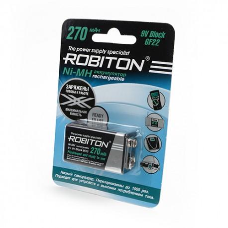 Аккумулятор Robiton RTU270MH-1 BL1