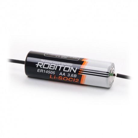 Элемент питания Robiton ER14505-AX AA с аксиальными выводами