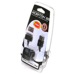 Адаптер/блок питания автомобильный Robiton App02 Tiny Car Charger 2.1A iPhone/iPAD BL