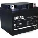 Свинцово-кислотный аккумулятор Delta DT 1240 12V 40Ah