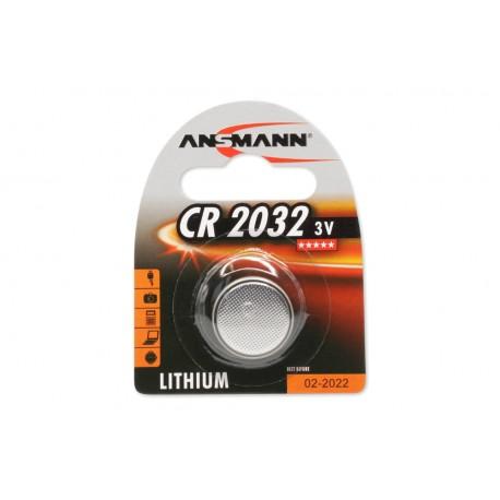 Элемент питания ANSMANN 5020122 CR2032 BL1