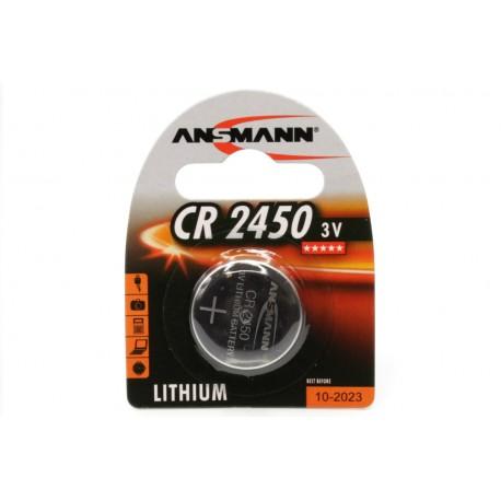 Элемент питания ANSMANN 5020112 CR2450 BL1