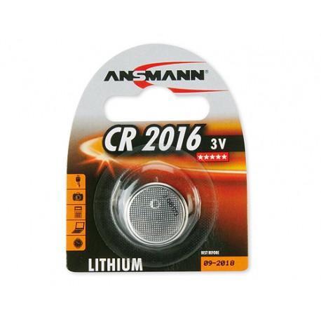 Элемент питания ANSMANN 5020082 CR2016 BL1