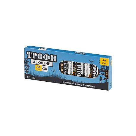 Батарейка Трофи LR6-10