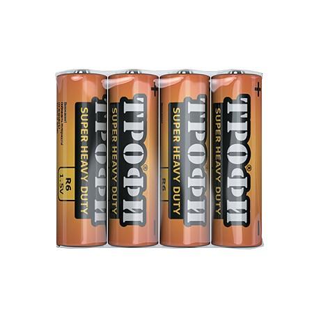 Батарейка Трофи R6-4S