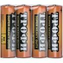 Батарейка Трофи R6-4S AA