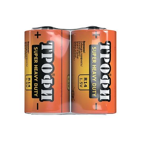 Батарейка Трофи R14-2S