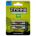 Аккумуляторная батарея Трофи HR6-2BL 1800 mAh
