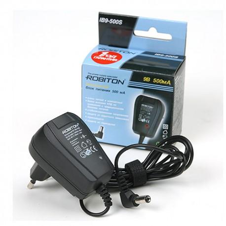 Адаптер/блок питания Robiton IB9-500S 5,5х2,1/12 BL1