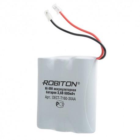 Аккумулятор Robiton DECT-T160-3XAA для радиотелефона