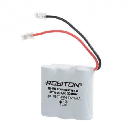 Аккумулятор Robiton DECT-T314-3X2/3AAA для радиотелефона