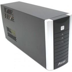 Источник бесперебойного питания Powerman UPS Black Star 800 Plus/AVR+interface+soft+int/tel. protect