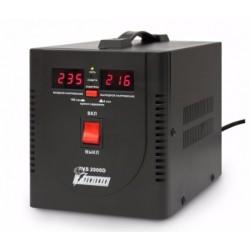 Стабилизатор напряжения Powerman AVS 2000 D Black