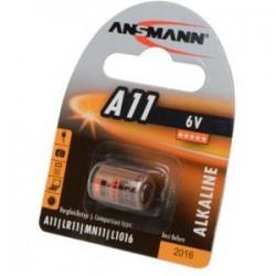 Батарея ANSMANN 1510-0007 A11 BL1